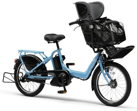 「PAS Kiss mini」は、タイヤサイズの小さいモデル  車高が低めで子どもの乗せ降ろしがしやすい