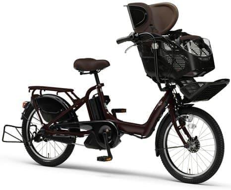 「PAS Kiss mini XL」の基本設計やデザインは「PAS Kiss mini」と同一  長距離走行が可能な大容量バッテリーを搭載している
