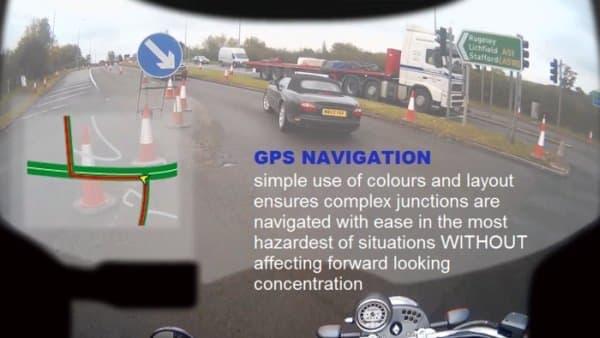 GPS ナビゲーション利用イメージ