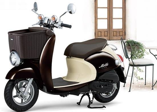 50cc スクーター「ビーノ モルフェ」