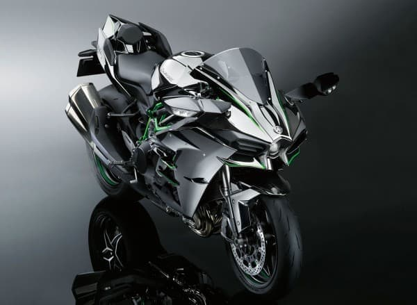 「EICMA2014」に出品される200馬力の「Ninja H2」