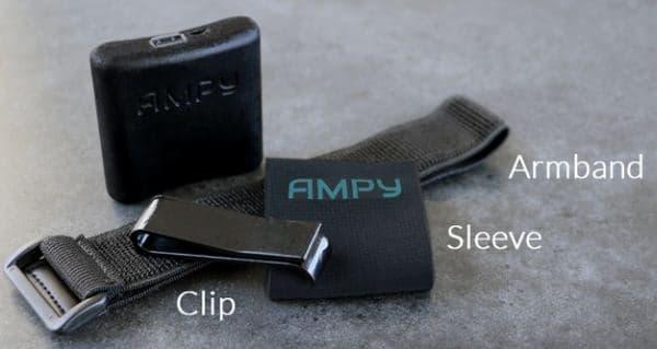 「AMPY」の専用アクセサリキット