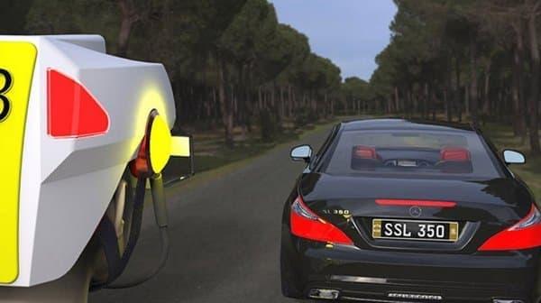 歩行者や自動車のドライバーにサイクリストの意思や行動を知らせる  「ブレーキライト」「ウィンカー」を装備している