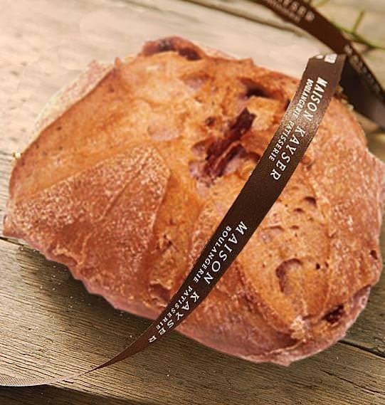 ボージョレー・ヌーヴォーを使って作った「パン・オ・ボージョレー」