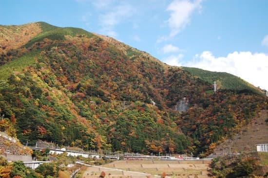 長島ダム駅(出典:大井川鐵道)