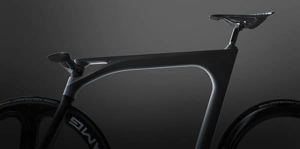 「Shoulder Bike」のプロトタイプ  ハンドルの位置が低すぎる?
