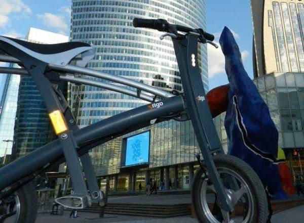 「Stigo」は、「ラストマイル」移動向けに設計された通勤用電動スクーター