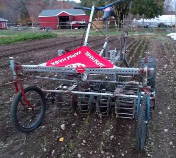 特殊な農法に合わせたカスタマイズも可能