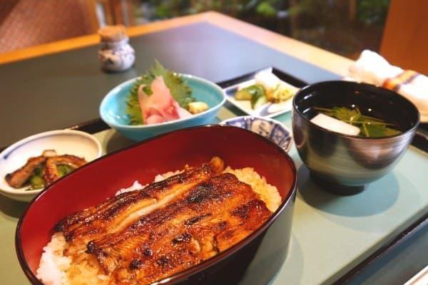 """""""京都で一番おいしいうなぎ""""という声も"""