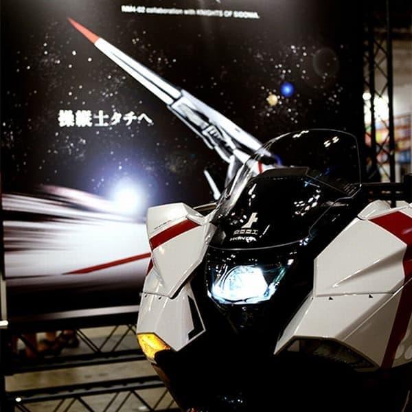 「ワンダーフェスティバル 2014[夏]」で公開された「NM4-02 継衛 version」