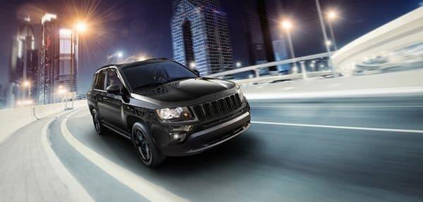 「Jeep Compass」の限定モデル「Blackhawk」