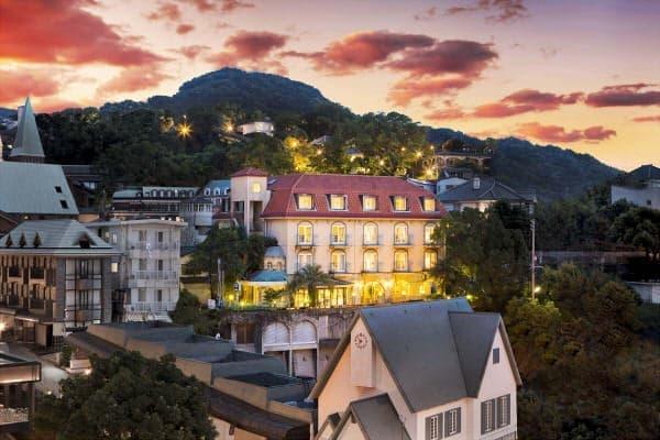 長崎の魅力を伝えるホテル「セトレグラバーズハウス長崎」