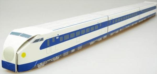 0系新幹線ロングバームクーヘン