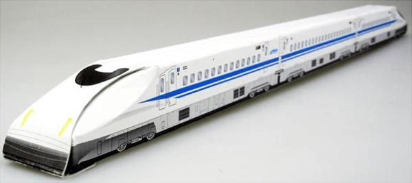 N700 系新幹線ロングバームクーヘン