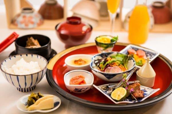 レストランでは主に長崎産の食材を活用