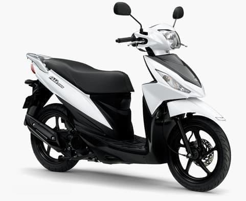 新型原付二種(110cc)スクーター スズキ「アドレス110」