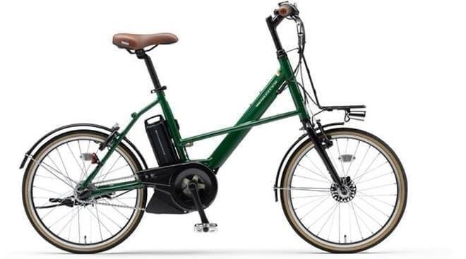 「PAS CITY-X」の新色「リッチグリーン」