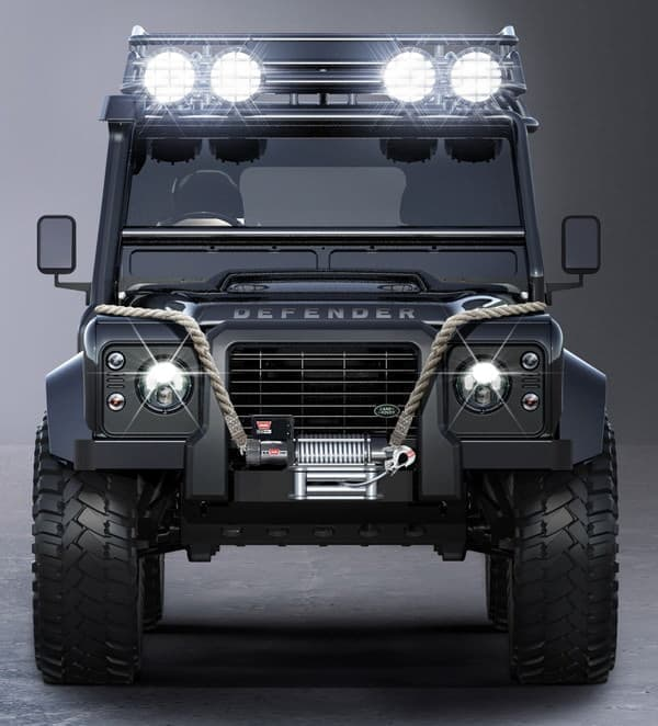 Defender Bigfoot