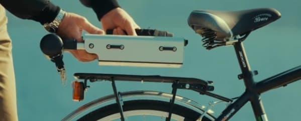 「BikesTail」を荷台に設置したら