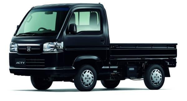 アクティ・トラック TOWN には  「IR カット<遮熱>/UV カット機能付きフロントウインドウガラス」標準装備