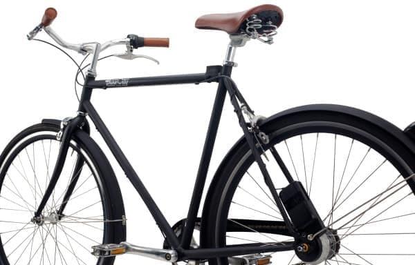 「ATOM」を搭載した自転車「Siva Bourbon」