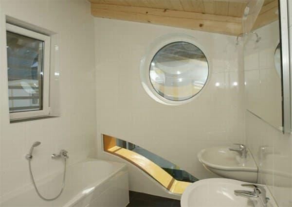 遮光性や通気性、採光性に優れており、室内は快適