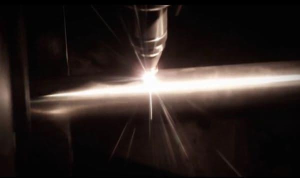 「Erembald」で採用されたレーザー彫刻技術
