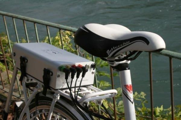 愛車を電動アシスト自転車に変えるコンバージョンキット「BikesTail」