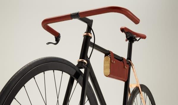 Jose Gonzalez さんがデザインした電動アシスト自転車