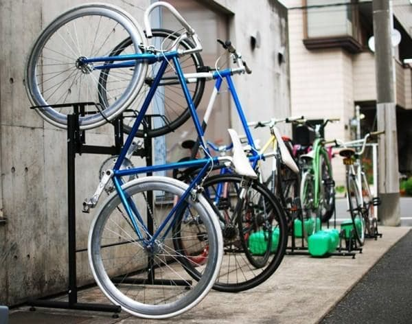 「PEDALRest(ペダレスト)」が、渋谷「Pillar Cafe」に駐輪場を開設
