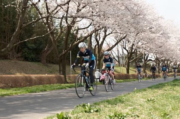 自転車創業が「サイクリング入社式」を実施
