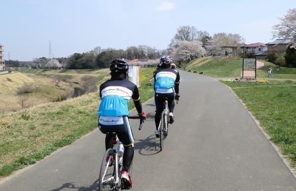 走行コースは西新宿をスタートしてお台場まで走行し、西新宿に戻る約50キロ