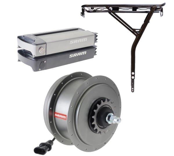 SRAM 製の E-matic システム