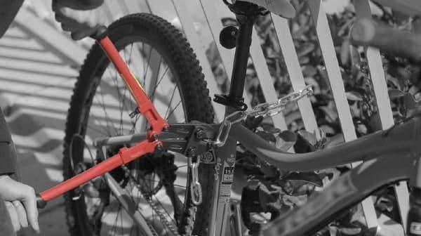 """斬新な発想で、""""絶対に盗まれない自転車""""を実現"""