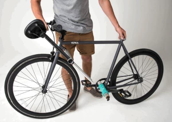 ロック=フレームを壊せば、自転車はゴミと化します