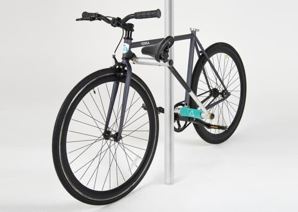 絶対に盗まれない自転車「Yerka」