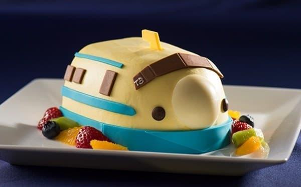 「ドクターイエロー」がケーキになった!