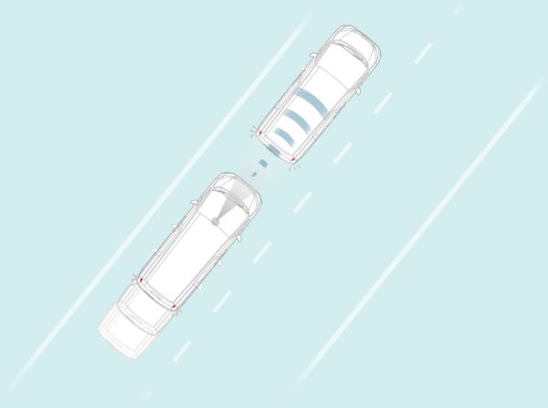 安全運転支援システム「Honda SENSING(ホンダ センシング)」搭載