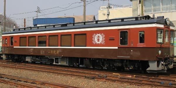 三陸鉄道のお座敷列車