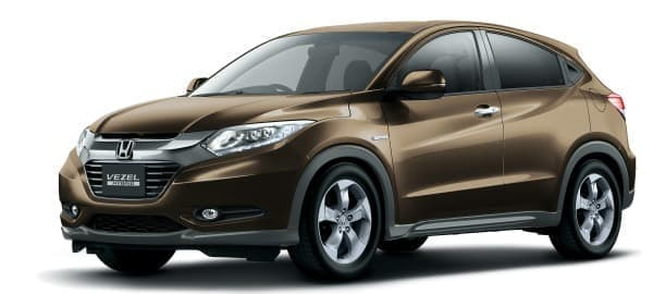 Honda S66 >> ホンダ、「VEZEL(ヴェゼル)」をマイチェン ― 快適装備の充実と4WD 車拡充 [えん乗り]
