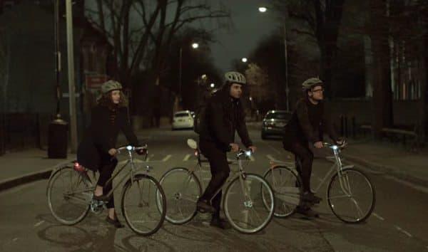サイクリストたちよ