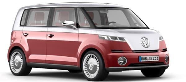 フォルクスワーゲンのコンセプトカー「ニュー・ブリー」