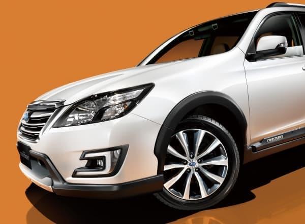 「都市型 SUV」を意識し、SUV らしい力強さと高い質感を表現したエクステリア