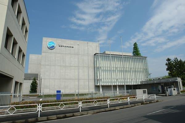 JAMSTEC 横浜研究所ではライブビューイングを実施