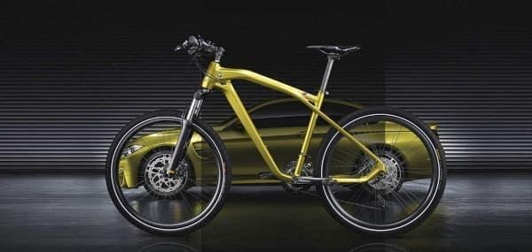 BMW M シリーズ愛好者向けのクルーズバイク「Cruise M-Bike Limited Edition」