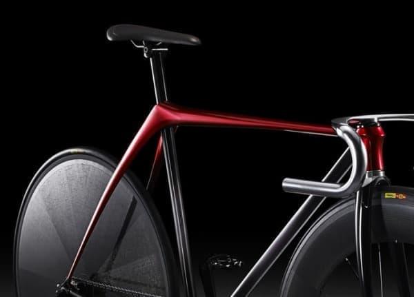 マツダが独自にデザインした自転車  「Bike by KODO concept(バイク・バイ・コドーコンセプト)」