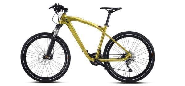 「Cruise M-Bike Limited Edition」は、BMW 伝統のデザインが取り入れられた自転車