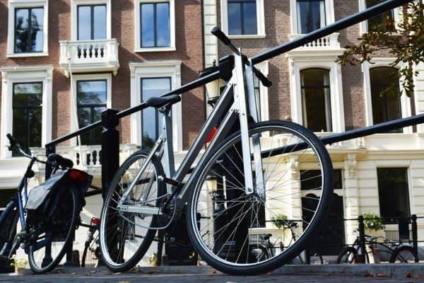 IKEA 方式にインスパイヤされた組み立て式の自転車「REFRAMED Bicycle」