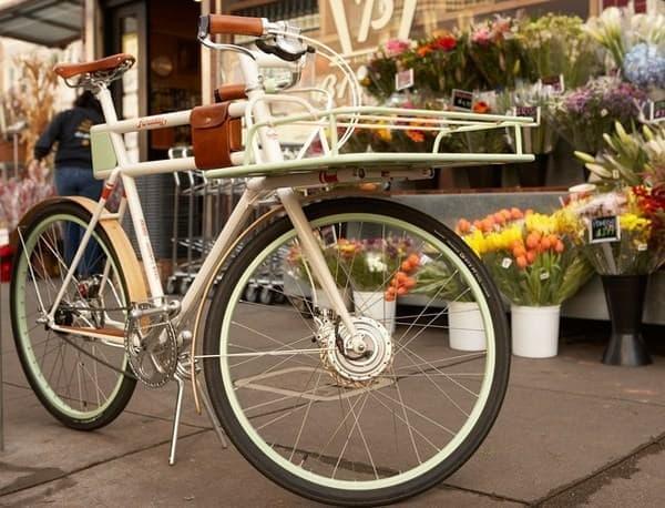 シリコンバレー発の電動アシスト自転車「FARADAY PORTEUR」