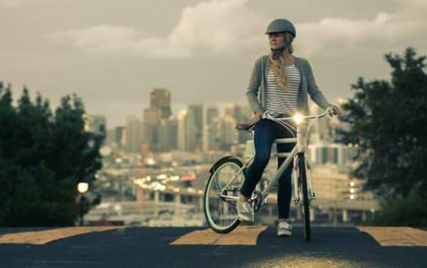 坂の多い街サンフランシスコでは、電動アシスト機能は必須